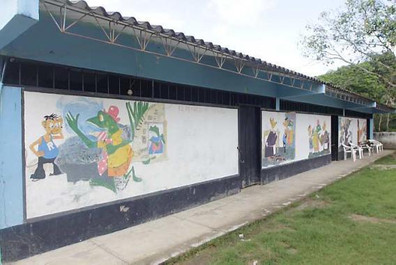 Centro Educativo de El Salado, cuyo énfasis en la técnica agroindustrial.