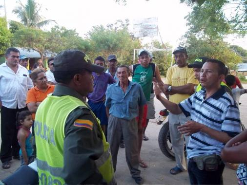 La Policía solicita la colaboración de las comunidades para contrarrestar el del