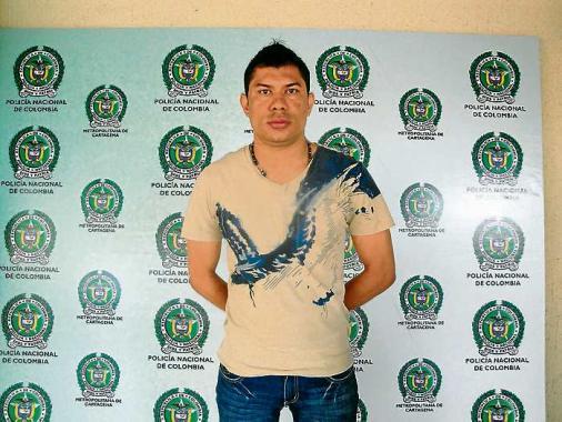 Luis Eduardo Cárdenas Ochoa, alias el Gallero.