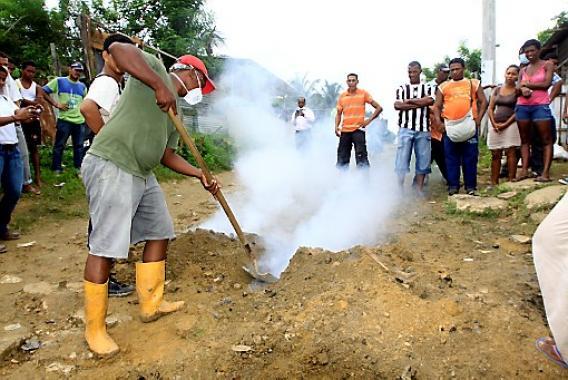 Humo y fuego en Henequén