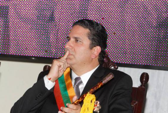 Juan Carlos Gossaín, gobernador de Bolívar.