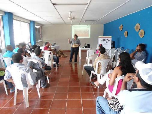 La socialización se inició en El Carmen de Bolívar pero se extenderá a otras pob