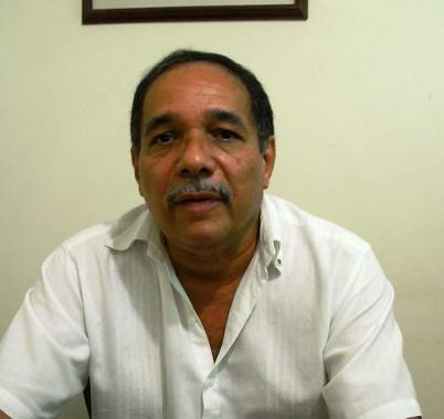Manuel Berrío Torres, gerente de la IPS.