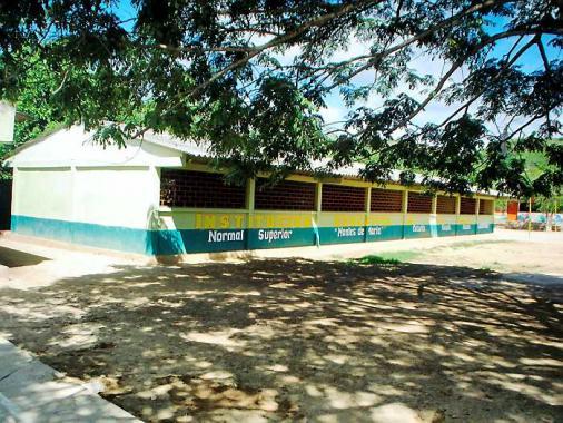 La Institución Educativa Normal Superior de los Montes de María está en proceso