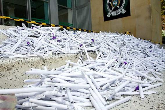 La Secretaría de Salud recuerda normas de uso de pólvora en la ciudad.