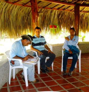 El alcalde y funcionarios de Electricaribe y Sodeyma, se dieron la tarea de visi