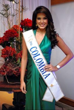 La Señorita Colombia, Catalina Robayo Vargas