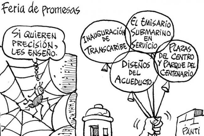 Caricatura - 2012-08-08 | El Universal - Cartagena