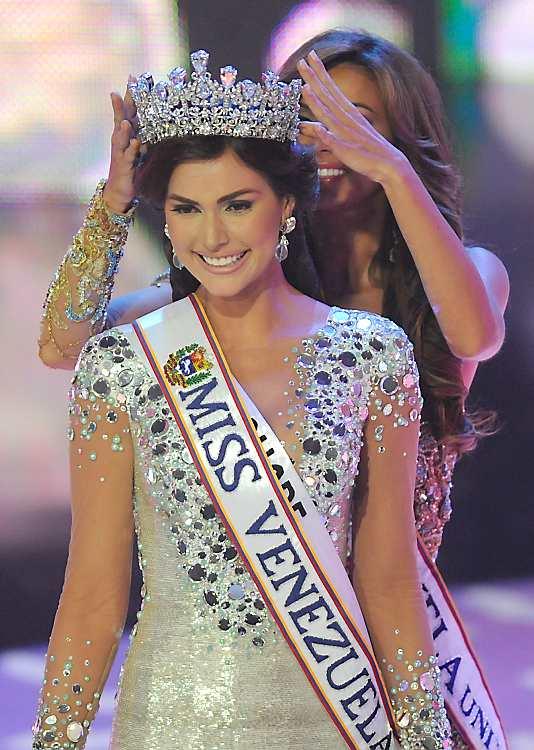 Fotos de la nueva miss venezuela 2011