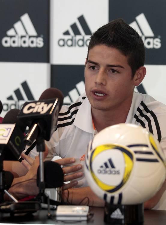 James Rodríguez habló sobre el desempeño de la Selección