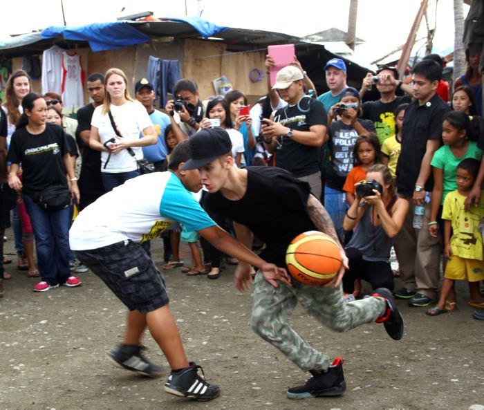 Justin Bieber lanza campaña para ayudar a las víctimas de tifón en ...