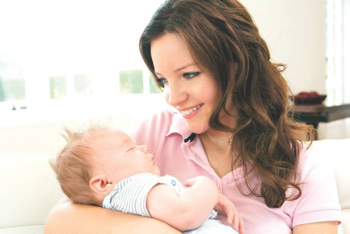 se está creciendo, puede llevar a las madres a sentir distancia de su
