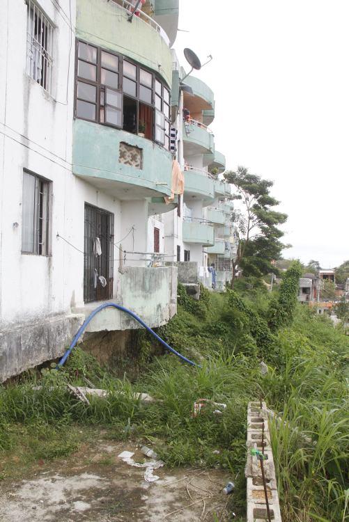 El Conjunto Residencial Mirador de Zaragocilla no aguanta un ...
