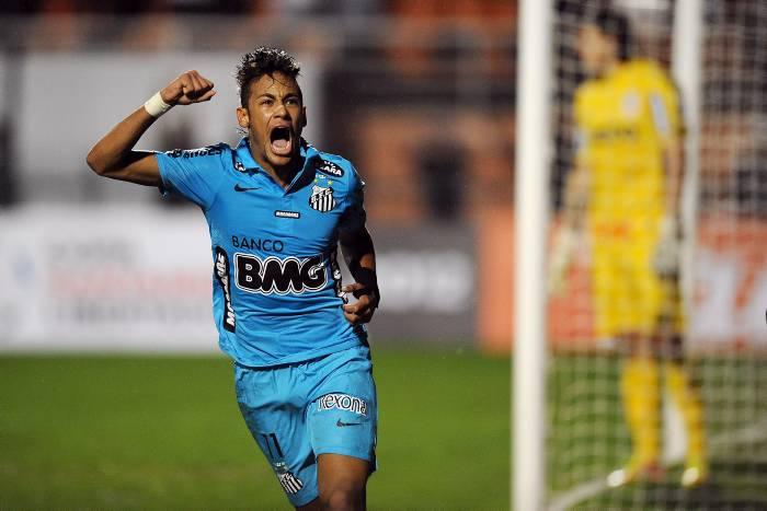 Neymar, el fatigado ídolo del Santos siembra dudas antes de ...
