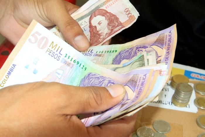 El Peso Colombiano Sigue Mal Parado Fe Al Dólar Archivo