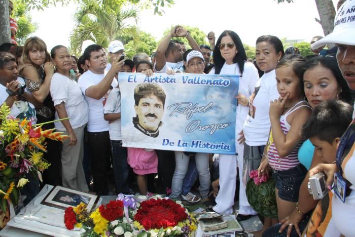 Rafael Orozco sigue presente entre los colombianos