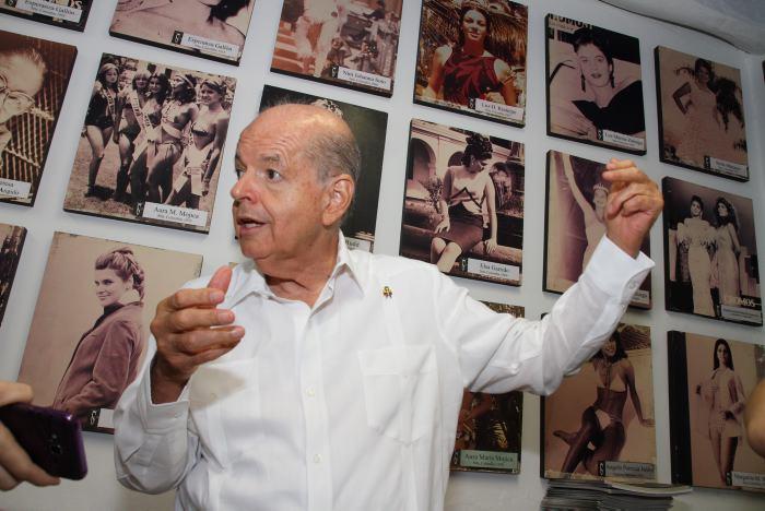 Raimundo Angulo, presidente del CNB