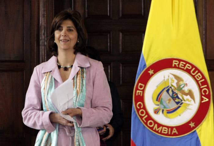 Resultado de imagen para Ministra de Relaciones Exteriores de Colombia