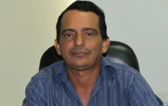Salím Hadechine Meza, gerente de la Ese Hospital Local Cartagena de Indias