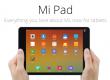 La marca MiPad hace referencia a las tabletas fabricadas por Xiaomi.
