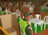Miembros de la Policía harán presencia en los puestos de votaciones para garantizar la seguridad en las elecciones presidenciales 2018 en Cartagena.