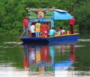 Proyecto Chambaculera en el Caño Juan Angola