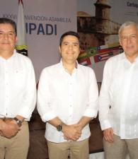 Henry Tarazona Montero, Miguel Acosta y Argelino Durán.