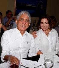 Martha Díaz de Coronado, Carlos Coronado, Katia Bustillo y Rafael Almeida.