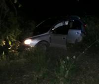 Camioneta que le robaron al empresario José Carlos Osorio cuando lo mataron en una trocha entre Turbaco y Turbana.