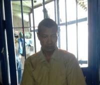 Eugenio Lobo Galé, hombre condenado por un homicidio en el barrio Nelson Mandela de Cartagena. Asegura que es inocente.