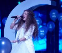 Ivanna, ganadora de la primera temporada de este programa en el año 2014.