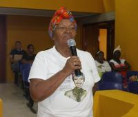 Josefa Morelos le reclamó al Distrito por la muerte de dos nietos jóvenes afectados por leptospirosis.