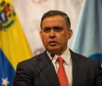 Tarek William Saab, fiscal general venezolano.