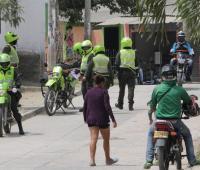 La fuerza pública adelanta los controles para preservar la seguridad antes y durante elecciones.