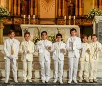 Gerónimo Espinosa, Andrés Felipe Sanint, Esteban Hani, Miguel Remolina, Ignacio Olivera, Pablo Ilelaty y Alejandro Vergel.