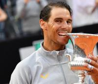 Rafael Nadal. Campeón Masters 1000 de Roma 2018