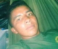 Soldado muerto en Tumaco
