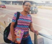 Zenaida Serna Arriaga, asesinada en su casa en El Pozón. Su marido fue capturado por el crimen.