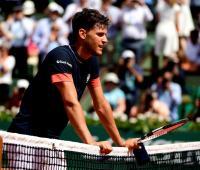 Dominic Thiem. Semifinales Roland Garros 2018.