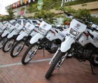 Dotación para la seguridad en Cartagena