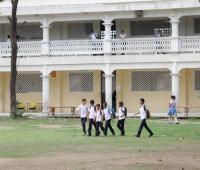 Instalaciones del Colegio Fernández Baena