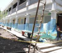 Sede del colegio Fernández Baena