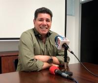 Jimmy Char, presidente de la Federación Colombiana de Béisbol