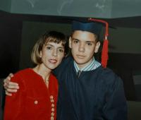 Juliana Márquez Tono e Iván Duque.