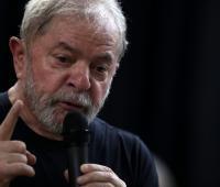 En la imagen, el expresidente brasileño Luiz Inácio Lula da Silva.
