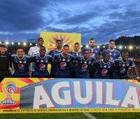 Millonarios. Liga Águila I. Estadio El Campín. 2018