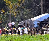 El aparato accidentado era un Boeing 737-200 alquilado por Cubana de Aviación a la compañía mexicana Global Air para realizar el trayecto entre las ciudades de La Habana y Holguín, al este de la isla.
