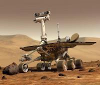 Opportunity llegó a Marte en 2004 y ha hecho descubrimientos sobre el pasado del planeta rojo.