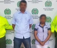 Capturados por delitos sexuales contra menores de edad presentados ante las autoridades
