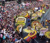 Feria de las Flores.